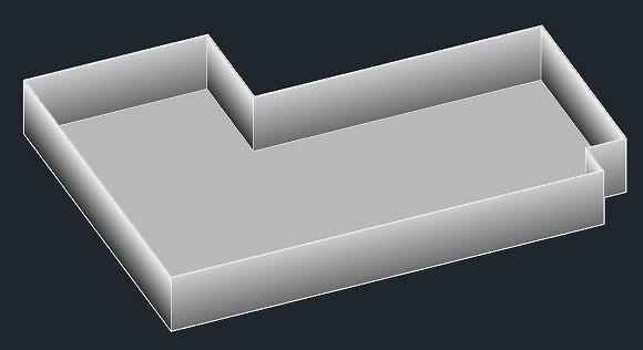 防水層の簡易イメージ
