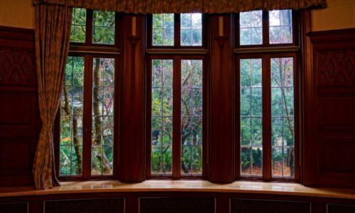 外部窓の一例