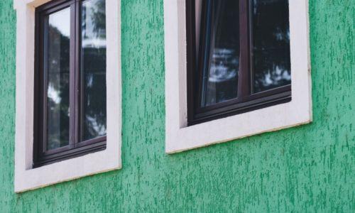 建物に必要な窓